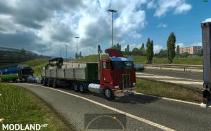 Peterbilt 362 in Traffic 1.35, 3 photo