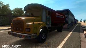 TATA 1616 Truck Mod
