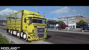 Scania G420 8x2, 2 photo