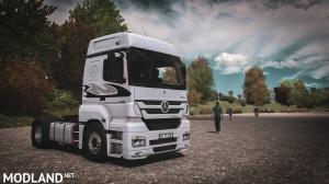 Mercedes Axor 1840 MP3 Reworked, 4 photo