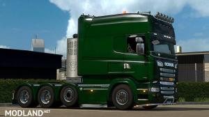 Scania R & Streamline Modifications V2.2.2 (1.30), 1 photo
