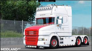 Scania T V8 Holland Style