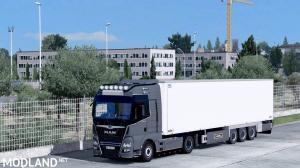 Fix for MAN TGX Euro 6 from MADster 1.35