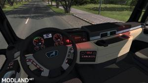 MAN TGX Euro 6 v2.2 (v1.34 fix), 2 photo