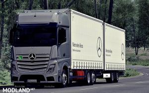 Mercedes Actros MP4 edit by Alex v1.4 [1.35], 3 photo