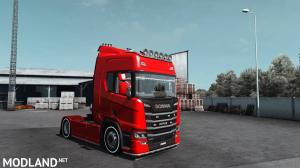 Scania Next Gen Turkish Edit v 2.0