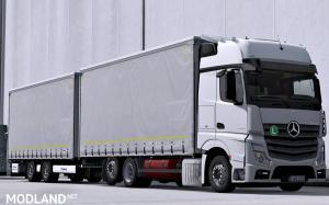 Mercedes Actros MP4 edit by Alex v1.3 [1.35], 2 photo