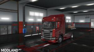 Next Generation Scania | Improvements and Rework v 1.0 1.35.x, 1 photo