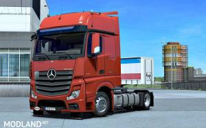 Mercedes Actros MP4 edit by Alex v1.5 [1.35/1.36], 5 photo