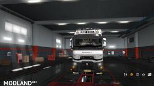 Tinted Headlights and Orange Foglight for Renault-T v 1.1 Updated, 1 photo