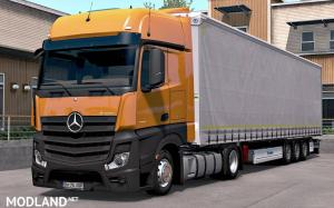 Mercedes Actros MP4 edit by Alex v1.5 [1.35/1.36], 1 photo