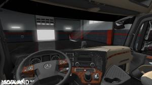 Mercedes Actros MP4 Reworked v2.2 [Schumi] [1.37]