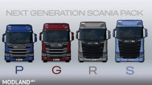 Next Generation Scania P G R S v 2.1 [UPD 19.05.20] 1.37, 1 photo
