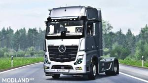 Mercedes Benz New Actros 2019 by Actros 5 Crew v1.2 [1.37, 1.38], 1 photo