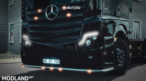 Mercedes Benz Actros MP5 - 2020 MirrorCam, 1 photo
