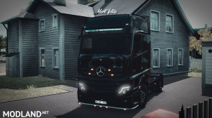 Mercedes Benz Actros MP5 - 2020 MirrorCam, 2 photo