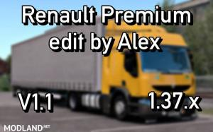 Renault Premium edit by Alex v1.1 1.37