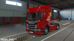 Next Generation Scania P G R S v 2.2  1.38, 2 photo