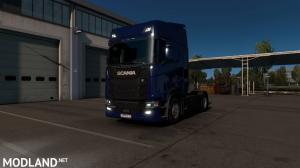 Next Generation Scania P G R S v 2.2  1.38, 4 photo