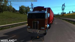 Peterbilt 362 in Traffic 1.35, 2 photo