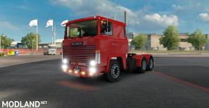 Scania 1 Series + BDF trailers [1.31], 1 photo