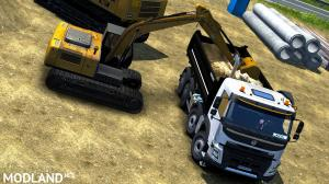 Volvo FMX Kipper Rework by Mistersix 1.6 [Megamod] 1.36, 3 photo