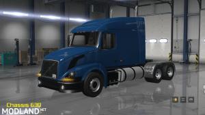 Volvo VNL Truck Shop v1.5 (1.31), 5 photo