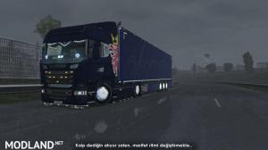 AenR Modified Scania Streamline