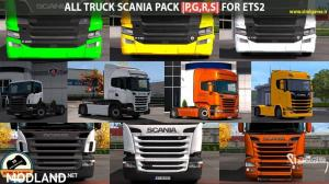 All Truck Scania Pack (P,G,R,S), 1 photo