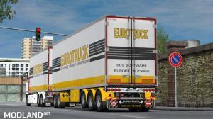 BDF Tandem Truck Pack v107.0 1.35.x, 2 photo