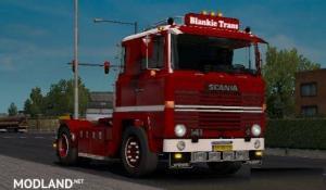 Blankie Transport Scania 141, 1 photo