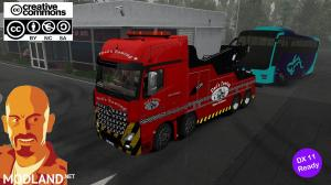 MB ACTROS MPIV CRANETRUCK 1.35.x DX11 (NO ACTROS TUNING PACK), 2 photo