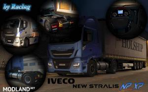 Iveco Stralis XP & NP by Racing v1.1, 1 photo