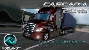 Freightliner Cascadia 2018 1.25, 1 photo
