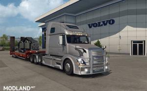 Volvo VNL670 v1.6.3 by Aradeth 1.36.x, 1 photo