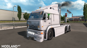 Kamaz 6460 TURBO DIESEL V8 1.35.x, 1 photo
