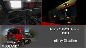 Iveco 190-38 Special - Edit by Ekualizer v2.1  [1.35.x], 1 photo