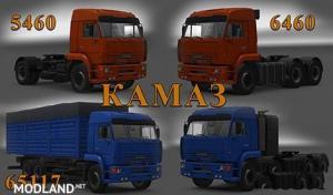Kamaz 54-64-65 v1.31, 1 photo