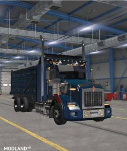 Kenworth T800 Cartruck 1.38, 1 photo