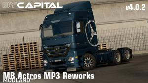 MB Actros MP3 Reworks - ByCapital v 4.0.2, 1 photo