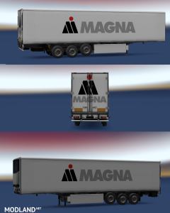 Trailer MAGNA For ETS2 1.30.2.x - External Download image