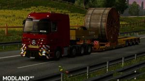 Mercedes Actros MP3 Reworked v 1.9 [Schumi] [1.30], 1 photo