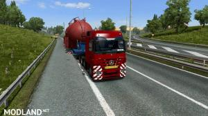 Mercedes Actros MP3 Reworked v 1.9 [Schumi] [1.30], 3 photo