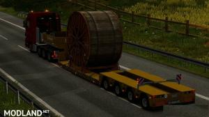 Mercedes Actros MP3 Reworked v 1.9 [Schumi] [1.30], 2 photo