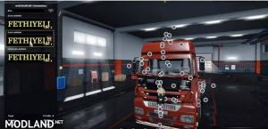 Mercedes Axor 1.33 reworked and modified (1.32+)