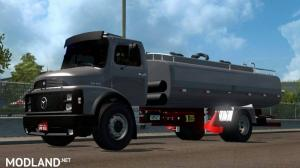 Mercedes Benz 1518 Tanque, 1 photo