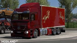 Mercedes Benz Actros Thermo Truck, 1 photo