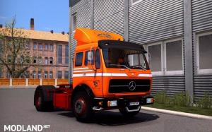 Mercedes 1632 NG - Edit by Ekualizer - patch 1.35.x , 2 photo