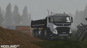 Volvo FMX Kipper Rework by Mistersix 1.2, 3 photo