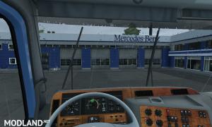 Mercedes Actros MP1 1.35 + , 2 photo